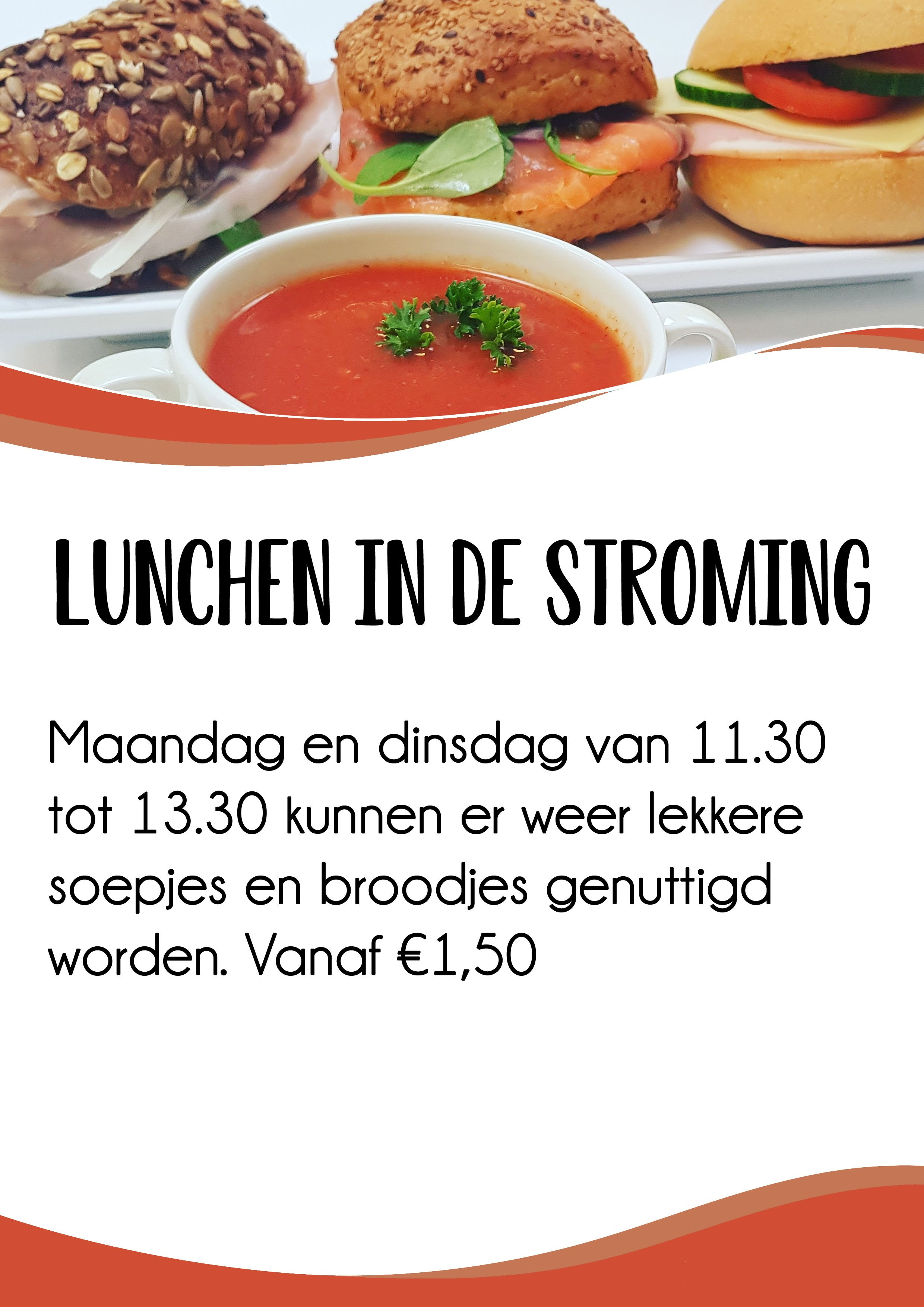 lunchen in stroming copy